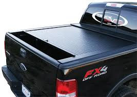Retractable Tonneau Cover by Truck Cover