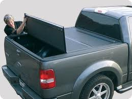 Hard Tri-Fold Tonneau Cover by BAK